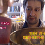SINGING BOWLS LESSONS – COURSE